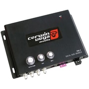 Cerwin-vega Mobile Cvm-ss3 Deluxe Car Audio Party-pack Sound System