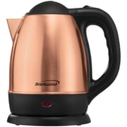 Brentwood Kt-1770rg Electric Stainless Steel Kettle (1.2 Liter)