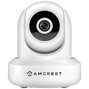 Amcrest Ip2m-841ew Prohd 1080p Poe Ptz Camera (white)