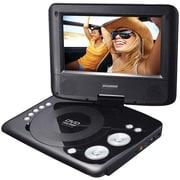 """Sylvania Sdvd7073 7"""" Swivel-screen Portable Dvd Player"""