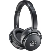 Audio Technica Ath-anc50is Quietpoint Active Noise-canceling Headphones With Microphone