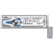 Dual Mxd337bt Marine Single-din In-dash Mechless Digital Media Am/fm Receiver With Bluetooth