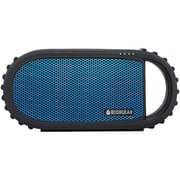 Ecoxgear Gdi-excbn202 Ecocarbon Bluetooth Waterproof Speaker (blue)