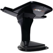 King Oa8201 King Jack Aerial Mount Hd Antenna With Signal Meter (black)