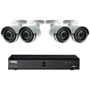 Lorex By Flir Lha21081tc4b 8-channel Mpx 1080p Hd 1tb Dvr With 4 Weatherproof Ir Cameras