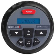 Mb Quart Gmrwdr Wired Remote With Display For Gmr-2