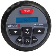 Mb Quart Gmr-1 Nautic Series Gmr In-dash Bluetooth-enabled Gauge-mount Radio (gmr-1)