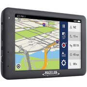 "Magellan Rm6630sgluc Roadmate 6630t-lm 5"" Gps Hd Navigator With Dash Cam & Free Lifetime Maps & Traffic Updates"