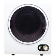 Magic Chef Mcsdry15w Compact 1.5 Cubic-ft Electric Dryer