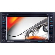 "Planet Audio P9640brc 6.2"" Double-din In-dash Touchscreen Dvd Receiver With Bluetooth (with Rear Camera)"