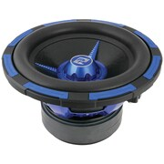 "Power Acoustik Mofos-12d4 Mofo Type S Series Subwoofer (12"", 2,500 Watts Max, Dual 4ohm )"