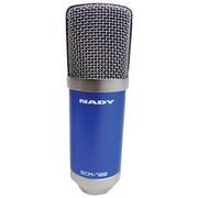 Nady Scm-700 Scm-700 Studio Condenser Microhphone Podcasting Bundle