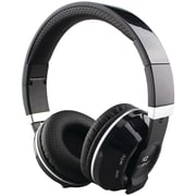 Supersonic Iq-129bt-b Over-ear Bluetooth Headphones With Microphone (black)