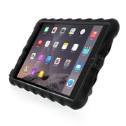 Gumdrop Cases Hideaway Stand for Apple iPad Mini 4 Rugged Tablet Case Shock Absorbing Cover Black/Black A1538, A1550