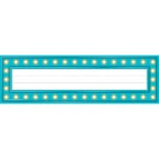 "Teacher Created Resources Marquee Name Plates, 36 per pack, bundle of 3 packs, 11 1/2"" x 3 1/2"" (TCR5434)"