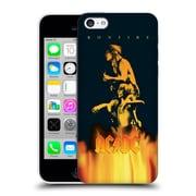Official Ac/Dc Acdc Album Art Bonfire Hard Back Case For Apple Iphone 5C