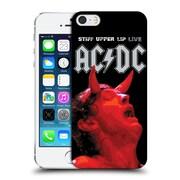 Official Ac/Dc Acdc Album Art Stiff Upper Lip Live Hard Back Case For Apple Iphone 5 / 5S / Se