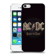 Official Ac/Dc Acdc Album Art Rock Or Bust Hard Back Case For Apple Iphone 5 / 5S / Se