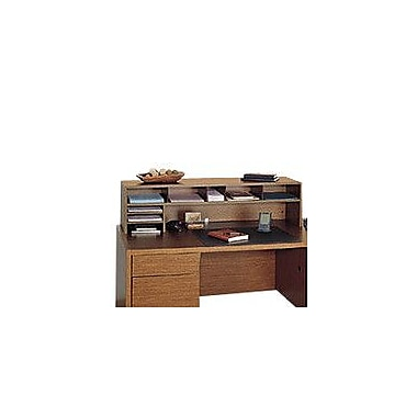 Safco® Low-Profile Wood Desktop Organizers