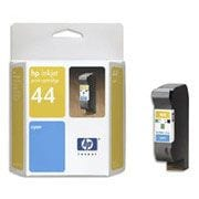 HP 44 Cyan Ink Cartridge (51644C)