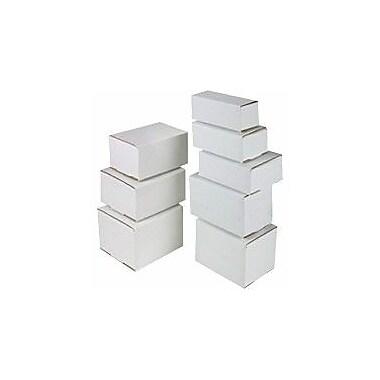 Staples® White Crush-Proof Corrugated Mailers - 5