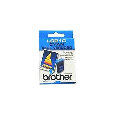 Brother LC21C Cyan Ink Cartridge