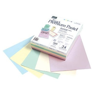 Wausau Exact® 30% Recycled Premium Pastels