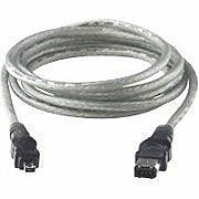 Belkin F3N401-06-ICE IEEE 1394 Firewire Cable