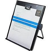 Fellowes Metal Copy Holder, Black