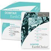 "Domtara EarthChoicea Copy Paper, LEGAL-Size, 92104+ USEuro Brightness, 20 Lb., 8 12""H x 14""W, 500 SheetsRm"
