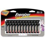 Energizer AA Alkaline Batteries, 144Ct