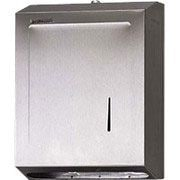 C-Fold, Multifold Paper Towel Dispenser, Stainless Steel