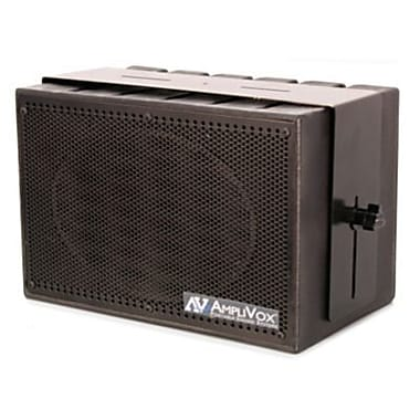 Amplivox Mity Box Amplified Speaker With Wireless Mic