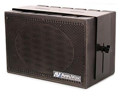 Amplivox Mity Box Amplified Speaker With Wireless Mic
