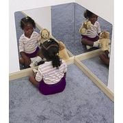 Whitney Brothers Corner Mirror