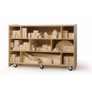 "Whitney Brothers Medium Block Cabinet, 25""(H)"