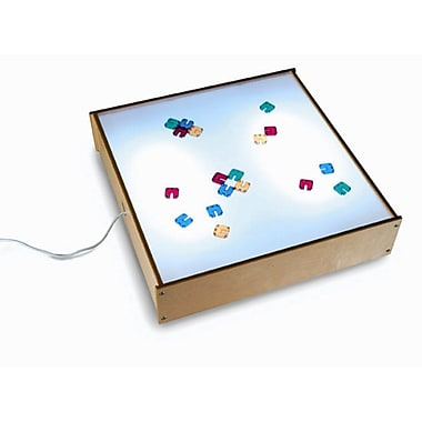 Whitney Brothers Tabletop Light Box, Natural