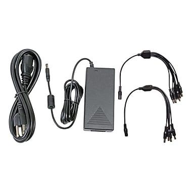 Q-See QSS1250A 4 Way 500 mA AC Adapter