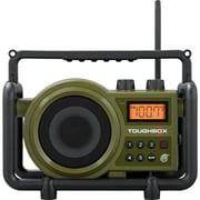 Sangean Toughbox TB-100 FM/AM/Aux-In Ultra Rugged Digital Tuning Radio Receiver