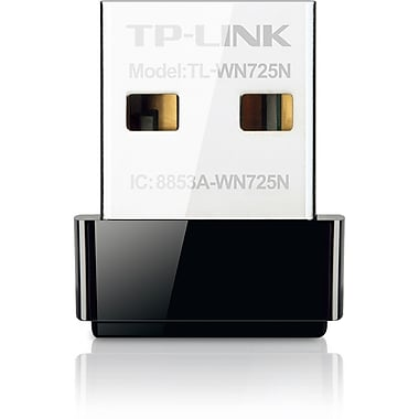 TP-LINK Wireless N Nano USB Adapter 150Mbps (TL-WN725N)