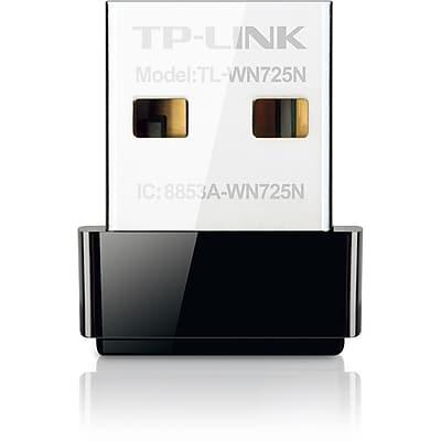 TP-LINK Wireless N Nano USB Adapter 150Mbps (TL-WN725N) | Staples