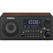 Sangean WR-22 Walnut FM-RBDS/AM/USB/Bluetooth Digital Receiver