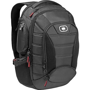 OGIO® 111074.03 Bandit Backpack For 17inch Notebook, Black | Staples®