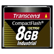 Transcend® Ultra Speed 8GB CF (CompactFlash) 100x Flash Memory Cards