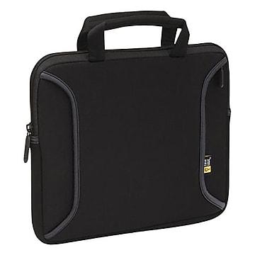 Case Logic Laptop Attache, Black Neoprene (LNEO-12-BLACK)