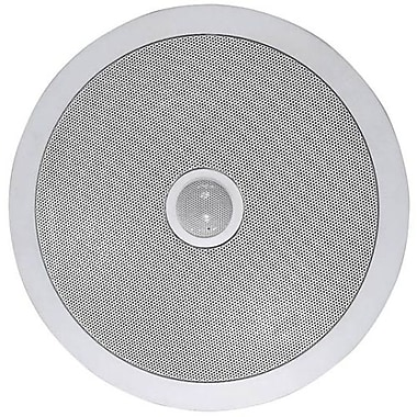 Pyleaudio® PD-IC80 Two-Way Ceiling Coaxial Speaker System, White