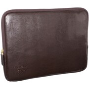 Fabrique Francine Collection Park Avenue 10inch Carrying Case For Tablet PC, Brown