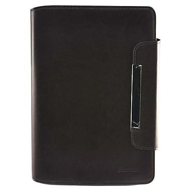 Gear Head 3800 Slim Portfolio Carrying Case for iPad Mini, Brown