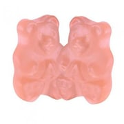 Pink Grapefruit Gummy Bears, 5 lb. Bulk
