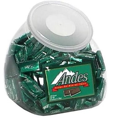 Andes Creme de Menthe Thins, 240-Piece Tub